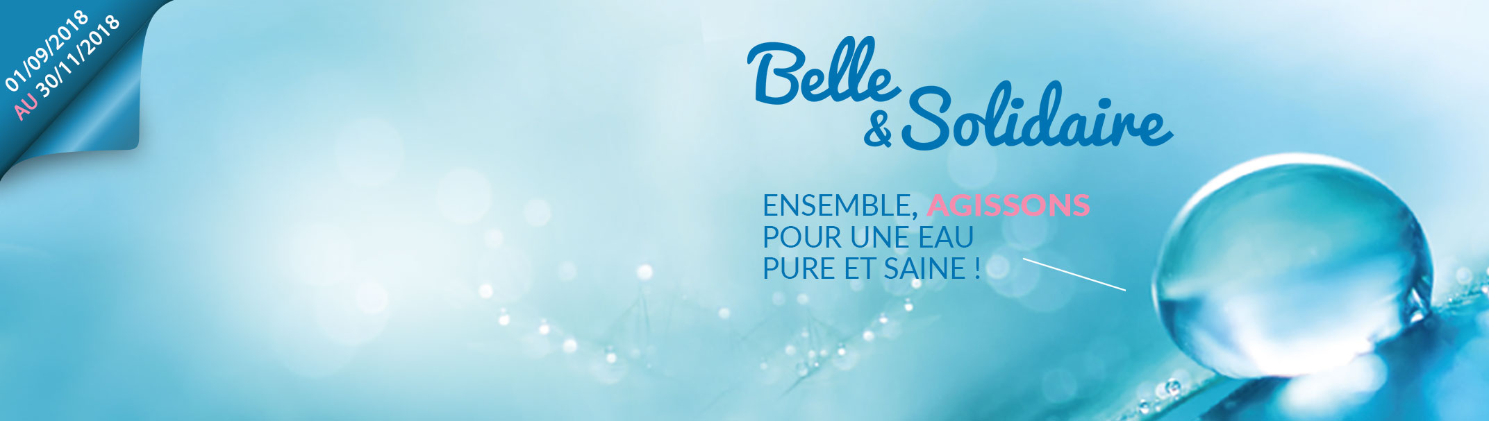 Slide Belle et Solidaire