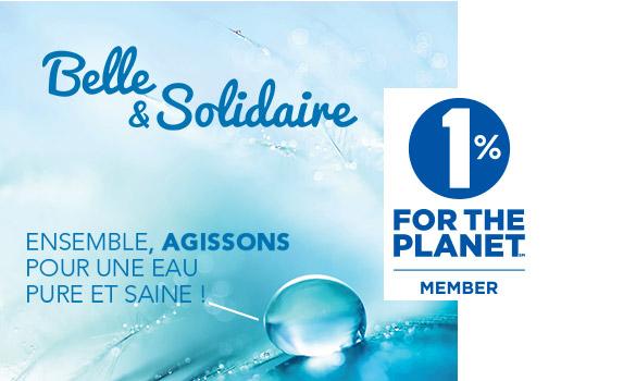 Opération Belle et Solidaire 2018, ensemble agissons pour une eau pure et saine