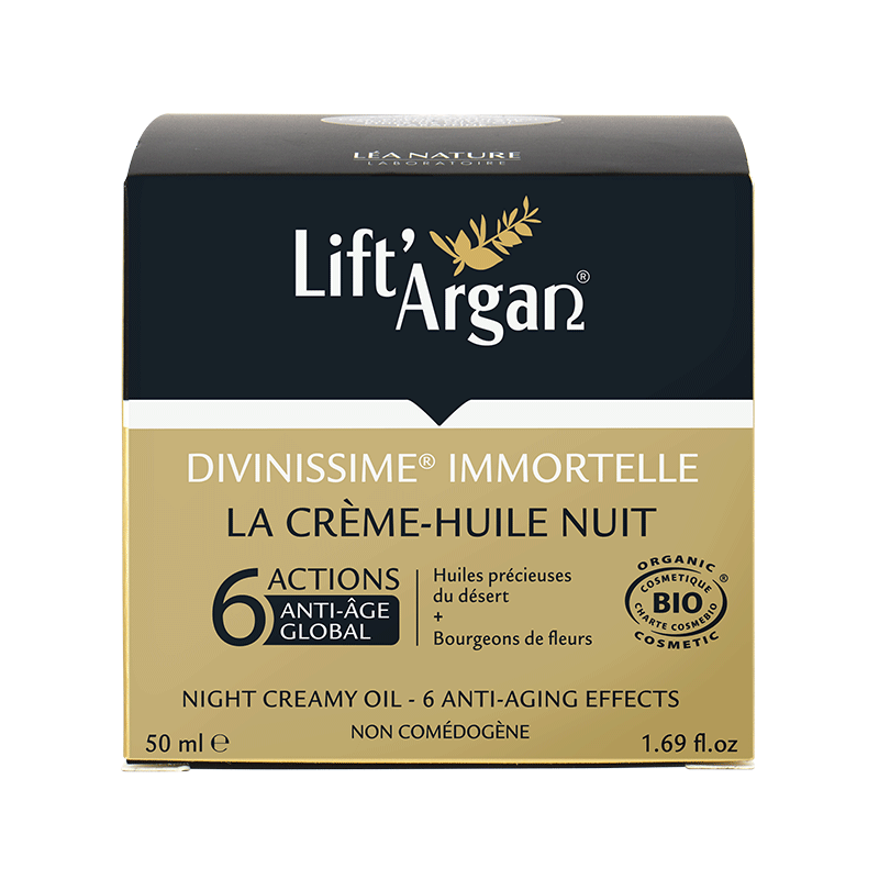 Crème huile nuit Divinissime® Immortelle_image