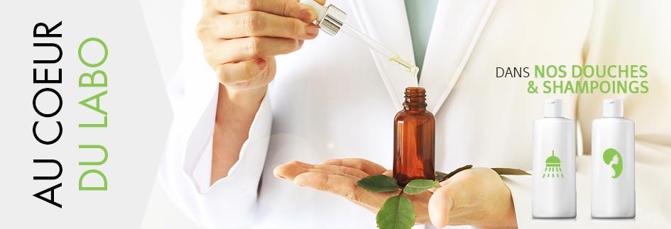 La charte de formulation Laboratoire LEA NATURE dans les Douches et Shampoings