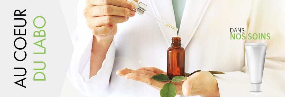 La charte de formulation du Laboratoire LÉA NATURE dans les soins cosmétique
