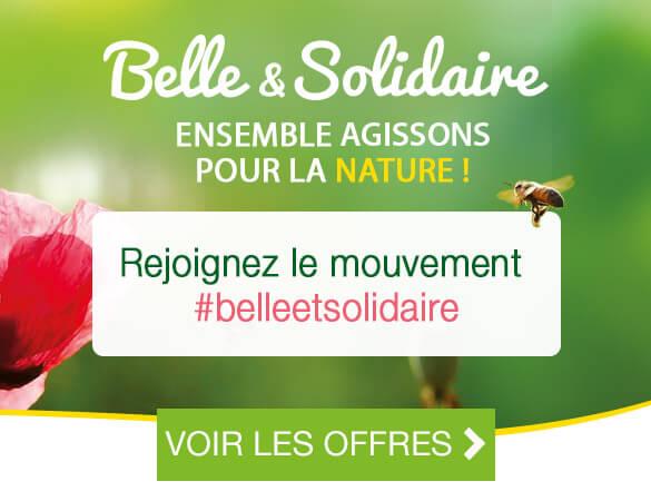 Découvrez les magasins partenaires de Belle et Solidaire