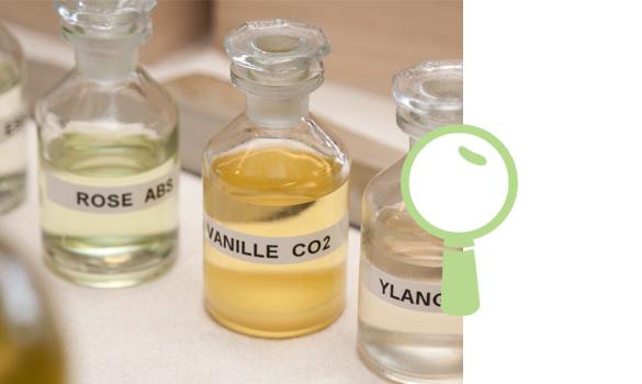 Huiles ingrédients Laboratoire Léa Nature