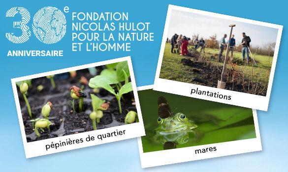 Agissons pour la nature avec la FNH
